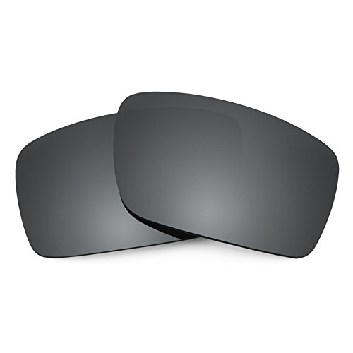 Revant Polarized Replacement Lenses for Von Zipper Snark Black Chrome - Sunglasses Spare Parts