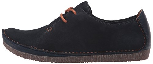 Pictures of Clarks Women's Janey Mae Oxford Wine Leather 6 M US 5