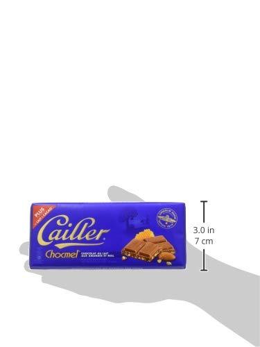 Cailler, Galleta fresca de oblea (con almendras 8% y miel 6%) - 10 de 100 gr. (Total 1000 gr.): Amazon.es: Alimentación y bebidas