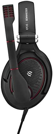 EPOS I SENNHEISER GAME ZERO Gaming Headset, Closed Acoustic with Noise cancelling microphone, Foldable, Flip-to-mute, Ligthweight, PC, Mac, Xbox One, PS4, Nintendo Switch, and Smartphone compatible. 13