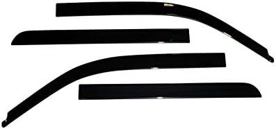 2009-2014 FORD EDGE Smoke Side Window Deflectors Window Vent