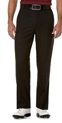 (Grand Slam Mens Big & Tall Performance Easy-Care Flat-Front Golf Pants-Size 50x32)