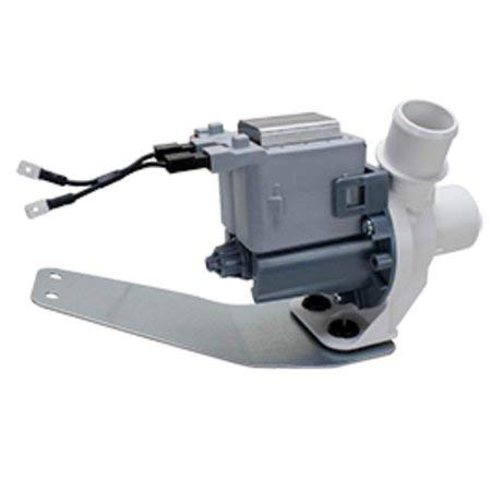 WH23X10030 Washing Machine Drain Pump for GE Washers by PartsBroz - Replaces Part Numbers AP5803461, J27-769, PS8768445, WH23X0081, WH23X0091, and More