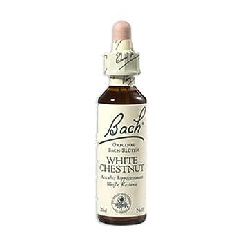 BACHBLUETEN White Chestnut Tropfen, 20 ml: Amazon.de: Drogerie ...