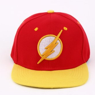 786f7af0a2c Amazon.com  Super Hero The Flash Cosplay Canvas Baseball Cap Hat  Arts