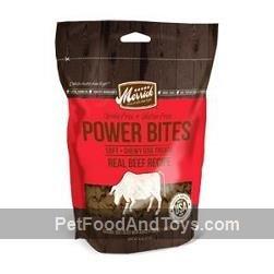 Merrick - Dog Power Bites Real Texas Beef Recipe 6/6oz