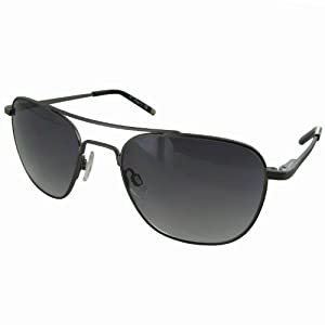 Kenneth Cole KC7022 Sunglasses-13B Gunmetal (Gray Gradient Lens)-53mm