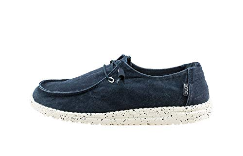 Hey Dude Women's Wendy Navy, Size 6 ()