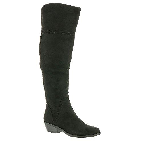 MADELINE girl Turf Women's Boot 7 B(M) US Black ()