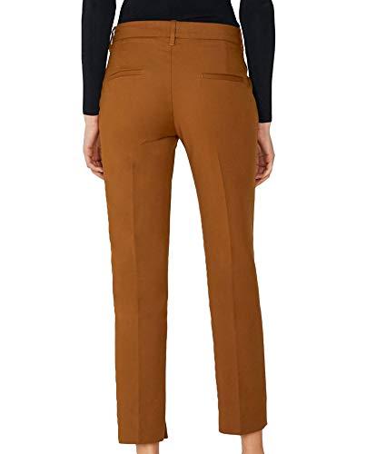 7290 Pantalon Chino Zara 040 Femme 6pqth