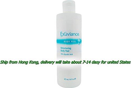 Exuviance Retexturing Body Peel Dram 473ml 15% Glycolic Acid