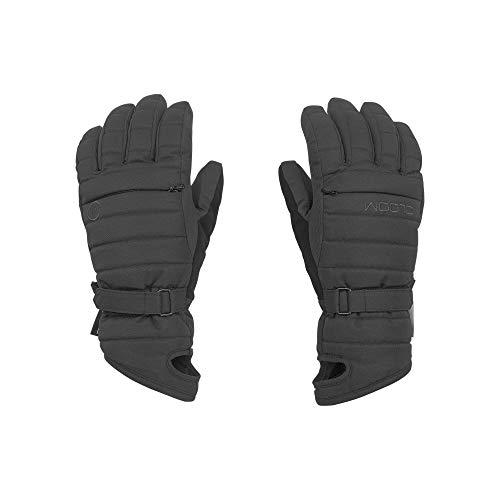 Volcom Women's PEEP Gore-TEX Snow Glove, black, Large