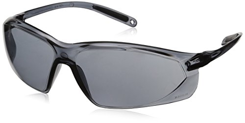 Honeywell A701 A700 Series Eye Protection Safety Glasses, Gray Frame, TSR Gray Lens (Pack of 10)