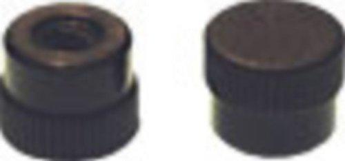 PATA ALMOHADILLA VIOLIN - Kun (112) Tornillo Plastico Negro (Para el Modelo 100) Una Unidad