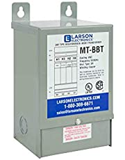 1 Phase Buck & Boost Step-Down Transformer - 242V Primary - 220V Secondary at 34.4 Amps - 50/60Hz