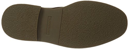 Nunn Bush Mens Linwood Plain Teen Oxford Brown