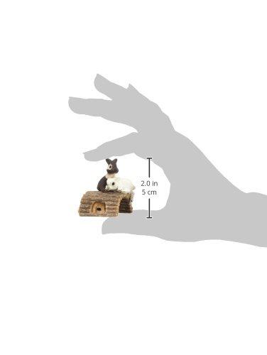 Schleich Playing Baby Rabbits Toy Figure Schleich North America 13748