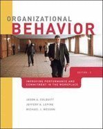 Download Organizational Behavior Improving Performance & Commitment in the Workplace (Hardcover, 2010) 2ND EDITION pdf