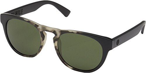 Electric Eyewear Men's Nashville Burnt Tort/Ohm Grey One Size