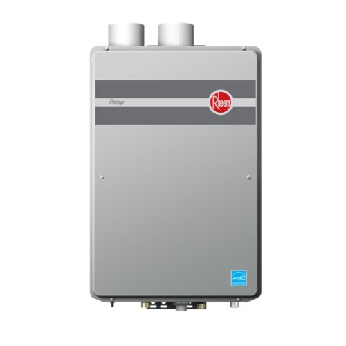 (Rheem RTGH-84DVLN 8.4 GPM Low NOx Condensing Indoor Direct Vent Tankless Natural Gas Water Heater)