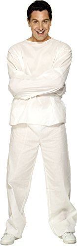 Smiffy's Men's Great Escape Costume with Top and Trousers