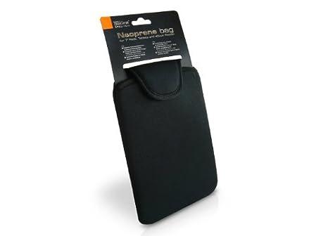 TrekStor 30225 - Bolsa de Neopreno para tabletas, lectores de ...