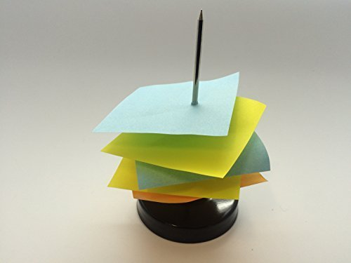 Paper Note Spike with Safety Tip - File Receipts Bills Invoices - File Spike