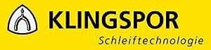 KLINGSPOR 316498 - Disco para amoladoras de mesa