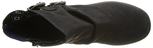 Blowfish Oil - Botas Mujer Negro - Noir (Black Texas 020)