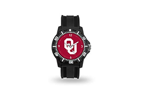 Rico Industries NCAA Oklahoma Sooners Model Three Watch