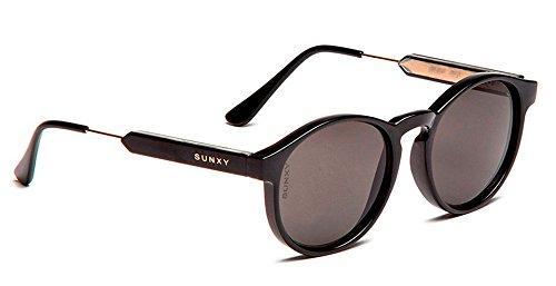De Belkov Unisex R012 Negro Color SUNXY Gafas Sol zwqx78
