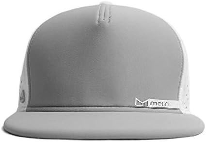 872f3676e Melin Amphibian Snapback Hat - (Light Grey): Amazon.com: Amazon US
