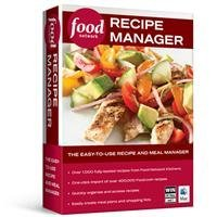 Food Network Recipe Manager (Software Family Cookbook)