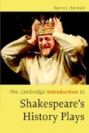 Cambridge Introduction to Shakespeare's History Plays (Paperback, 2007)