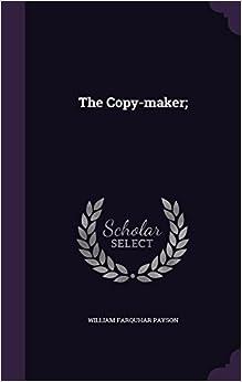 Book The Copy-maker: