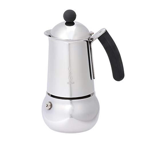 Bialetti Moka Class - 4 cups Steel Induction
