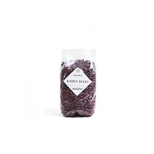 Daylesford Organic Kidney Beans 500G (Pack of 6) by Daylesford