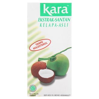 KARA Natural Coconut-Extract 1000ml (628MART) (1 Pack)