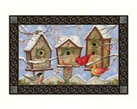 MagnetWorks MAIL11248 Christmas Birdhouse -