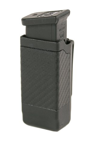 BLACKHAWK! Double Stack Single Mag Case (Matte Finish for 9mm/.40 cal)