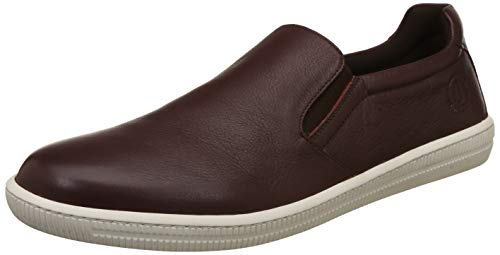 Hush Puppies Men Fuel Slip On-2 Leather Formal Shoes