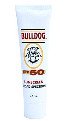 Bulldog Original U.S. Marine Corps SPF 50 Sunscreen Sun Block Sun Screen (San Diego Titanium)
