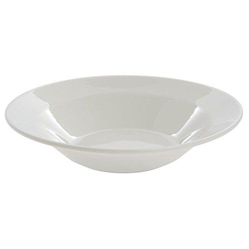 Vertex China VRE-3 Vista Pasta/Soup Bowl with Rim, 9