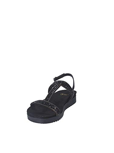 Exe Sandales G47005262004 37 Femmes Noir rwrfPq