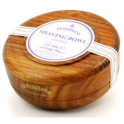 Shaving Soap in Mahogany Bowl 100g by DR Harris & Co by DR Harris & Co