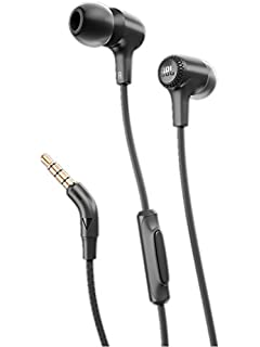 JBL E15 In-Ear Headphones with One-Button Remote and Mic (Black) 0251f9bbac