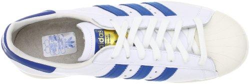 80s Uomo Adidas Sportive Outdoor Navy White Scarpe Superstar P5wqwxOTS