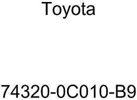 TOYOTA Genuine 74320-0C010-B9 Visor Assembly