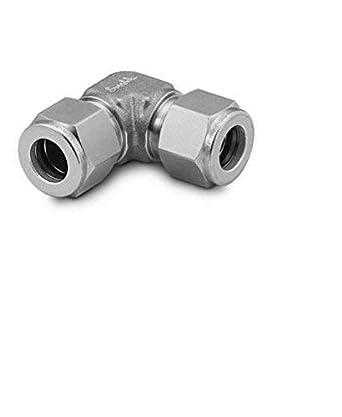 Amazon.com: Swagelok SS-200 – 9 Tubo de Acero Inoxidable de ...