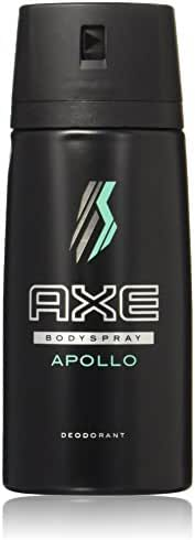 Axe Daily Fragrance Spray, Apollo 4 oz ( Pack of 6)